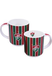Caneca Minas De Presentes Fluminense Vermelha