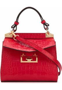 Givenchy Bolsa Transversal Mystic Mini - Vermelho