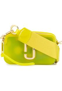 Marc Jacobs Bolsa Snapshot The Jelly - Amarelo