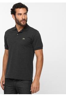 Camisa Polo Lacoste Piquet - Masculino