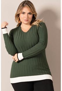 Suéter Esmeralda Lisamour