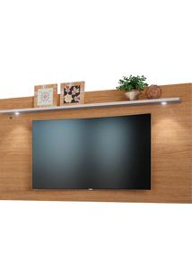 Painel Para Tv De 65'' Polegadas Astúrias – Colibri - Natural Real / Off White