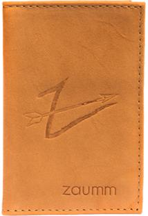 Carteira Zaumm Pocket - Caramelo