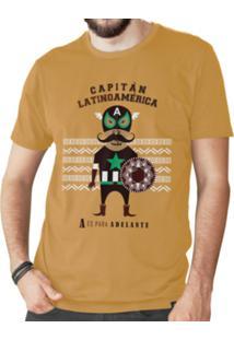 Camiseta Doompa El Capitán Amarelo