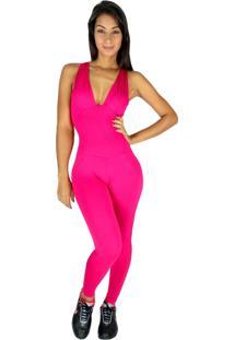 71362a9dd Macacão Fashion Rosa feminino | Gostei e agora?