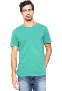 Camiseta Richards Lisa Verde