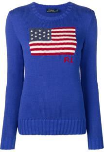 Suéter Cotton Polo Ralph Lauren feminino  8f2c2f4dec8