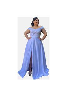 Vestido De Noiva Longo Elegante Tnm Collection Para Casamento Civil Branco De Gala