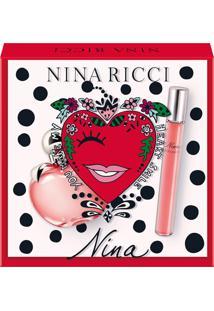 Kit Coffret Nina Ricci Nina Eau De Toilette