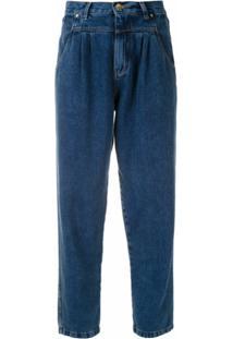 Amapô Calça Jeans Vera - Azul