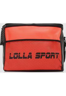 Bolsa Térmica Santa Lolla Sport Preta - Kanui