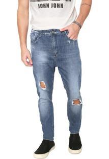 Calça Jeans John John Skinny Pensilvan Azul