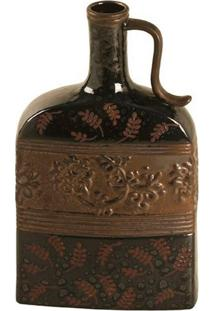 Jarra Decorativa De Porcelana Karoo Pequena