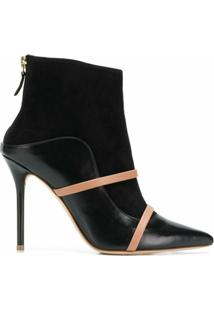 Malone Souliers Ankle Boot 'Madison' - Preto