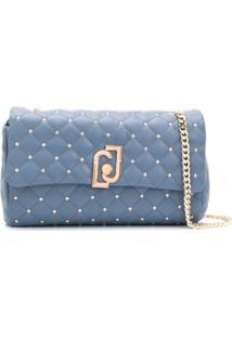 Liu Jo Quilted Crossbody Bag - Azul