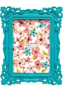Porta Retrato Mart 10X15 Azul Claro