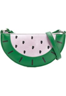 Stella Mccartney Kids Clutch De Melancia - Green