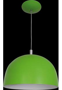 Pendente Color Dome Verde Attena