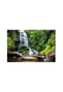 Painel Adesivo De Parede - Cachoeira - 409Pn-M