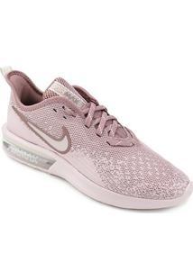 Tênis Nike Air Max Sequent 4 Feminino - Feminino-Rosa
