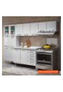 Cozinha Compacta Premium Ii 11 Pt Branca