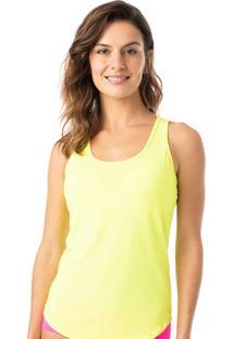 Regata Active Amarelo Neon   524.826