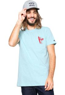Camiseta Billabong Support Verde
