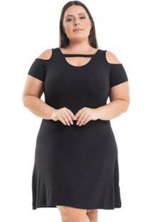 bfd28c2b7e Vestido Plus Size Viscolycra feminino