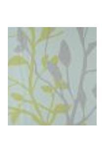 Papel De Parede Adesivo Decoração 53X10Cm Azul -W17459
