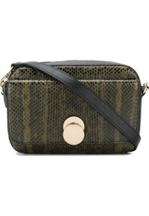 Tila March Bolsa Estruturada 'Karlie' - Verde