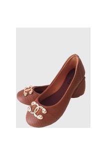 Sapatilha Estilo Shoes Casual Ga710 Caramelo