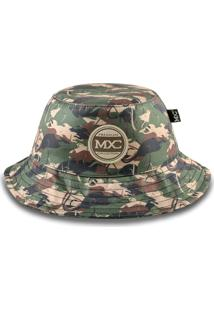 Chapéu Bucket Multcaps Mxc Mouse Verde