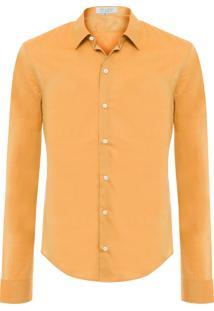 Camisa Masculina Nlpop - Amarelo