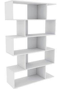 Estante Twister Tililin Móveis Branco