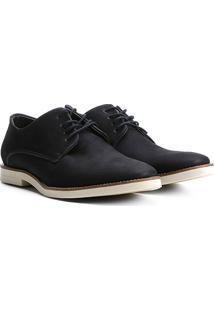 Sapato Casual Couro Walkabout Básico Masculino - Masculino