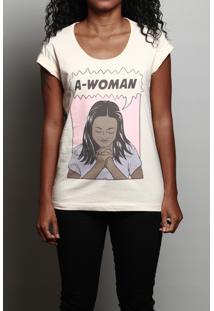 Camiseta A-Woman