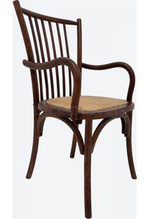 Cadeira Ranch Com Braço Carvalho Americano Claro Opção De Madeira
