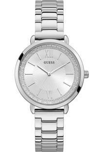 Relógio Guess Feminino Aço - W1231L1