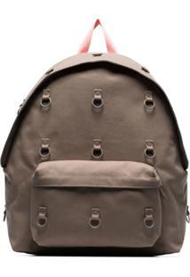 Raf Simons X Eastpak Ring Detail Backpack - Cinza