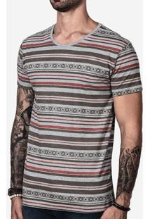 Camiseta Listra Estampada 100669