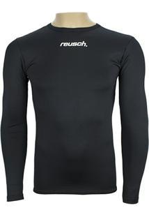 Camisa Térmica Reusch Underjersey Ml - Masculino