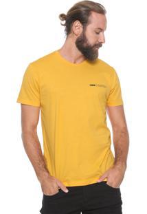 Camiseta Forum Logo Amarela