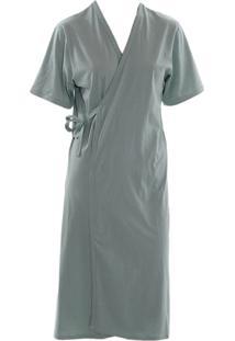 Robe Longuete Rmb Lingerie Malha Verde