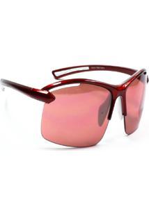 Óculos De Sol Jf Sun Itrio-Vermelho-Vermelha Driving - Kanui