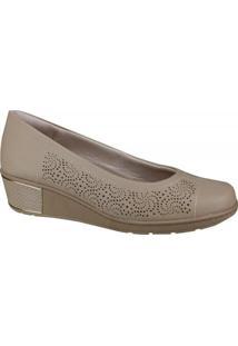 Sapato Feminino Anabela Usaflex
