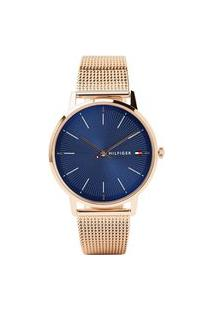 Relógio Tommy Hilfiger Feminino Aço Rosé - 1782246