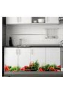 Adesivo Decorativo Para Armário Legumes 2 - Extra Grande