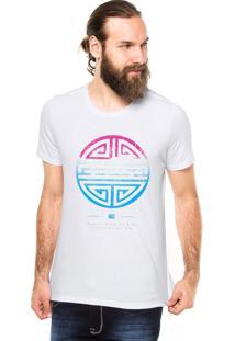 Camiseta Rgx Long Life Branca