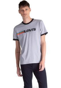 Camiseta Levis Ringer - Xxl