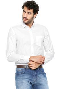 Camisa Sommer Bolso Branco